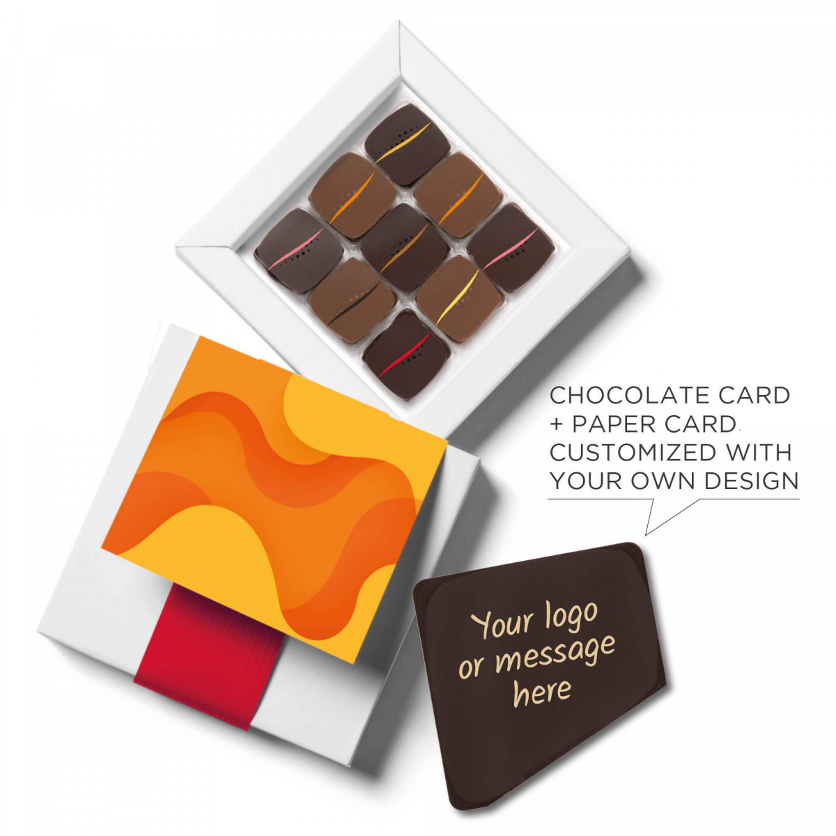 Faubourg Gift box - various personalization options