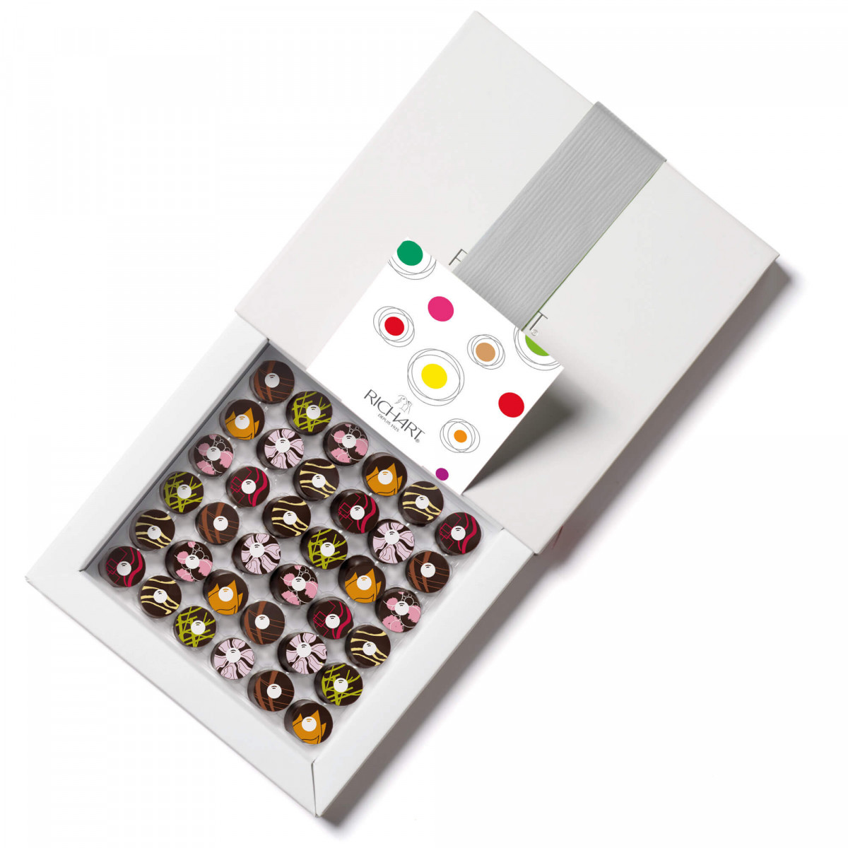 Infuze Box of 36 filled chocolates