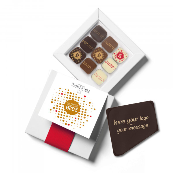 Tempo Gift box - various personalization options