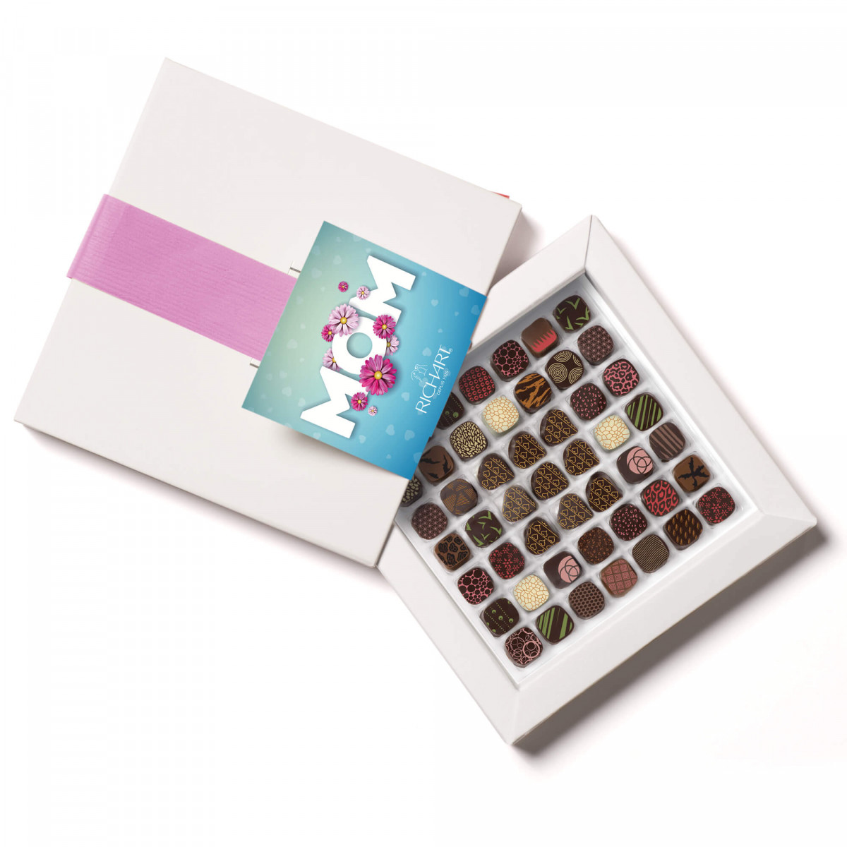Intense Mom: filled chocolates for Mother's Day from Maison RICHART