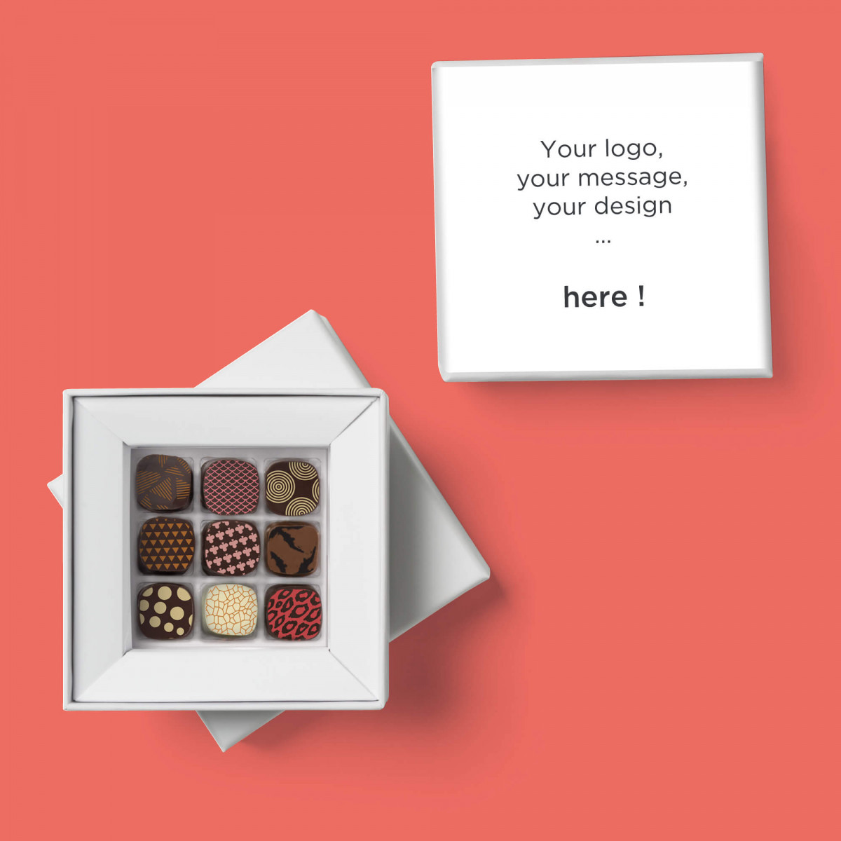 Family Gift box - Corporate events
