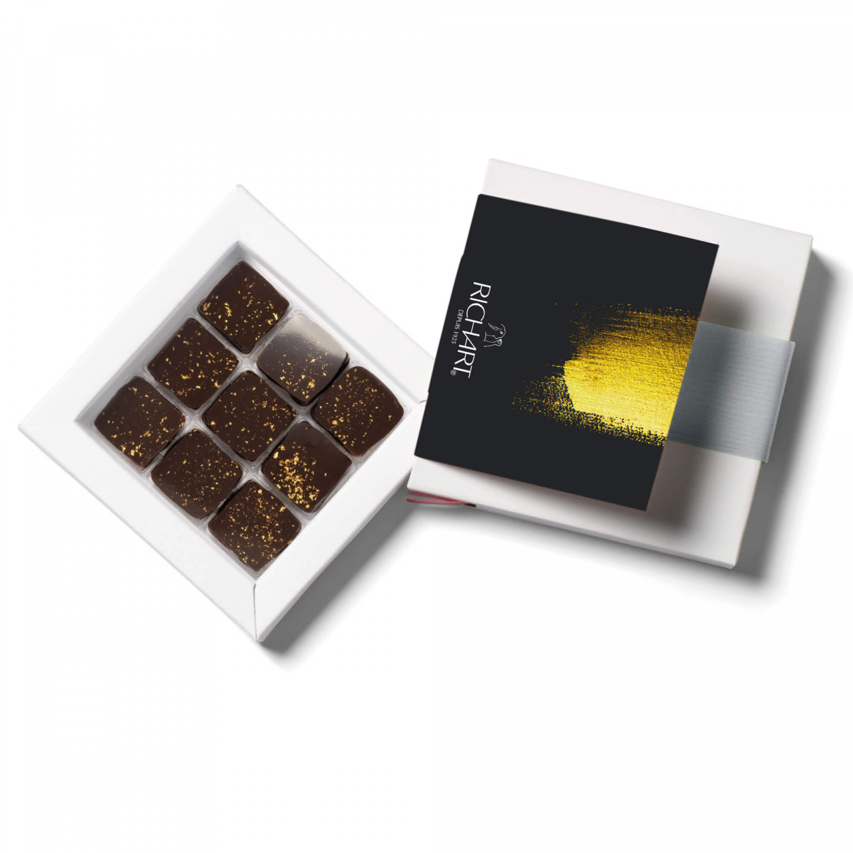 Signature Palets Or Box of 9 filled chocolates
