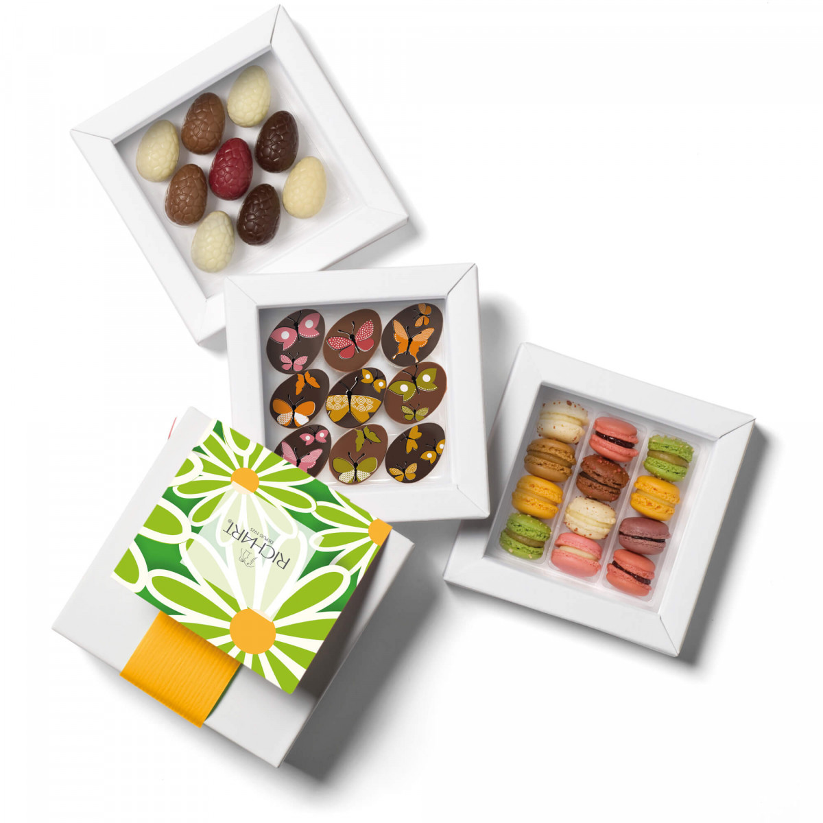 Gourmet Flight of Fancy - Easter gift box - RICHART Chocolates