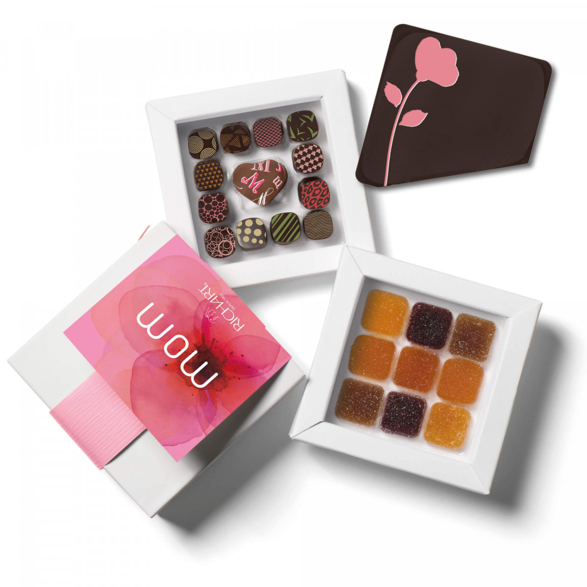 Tenderness chocolate gift box| RICHART