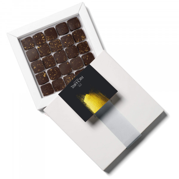 Signature Palets Or Box of 25 filled chocolates