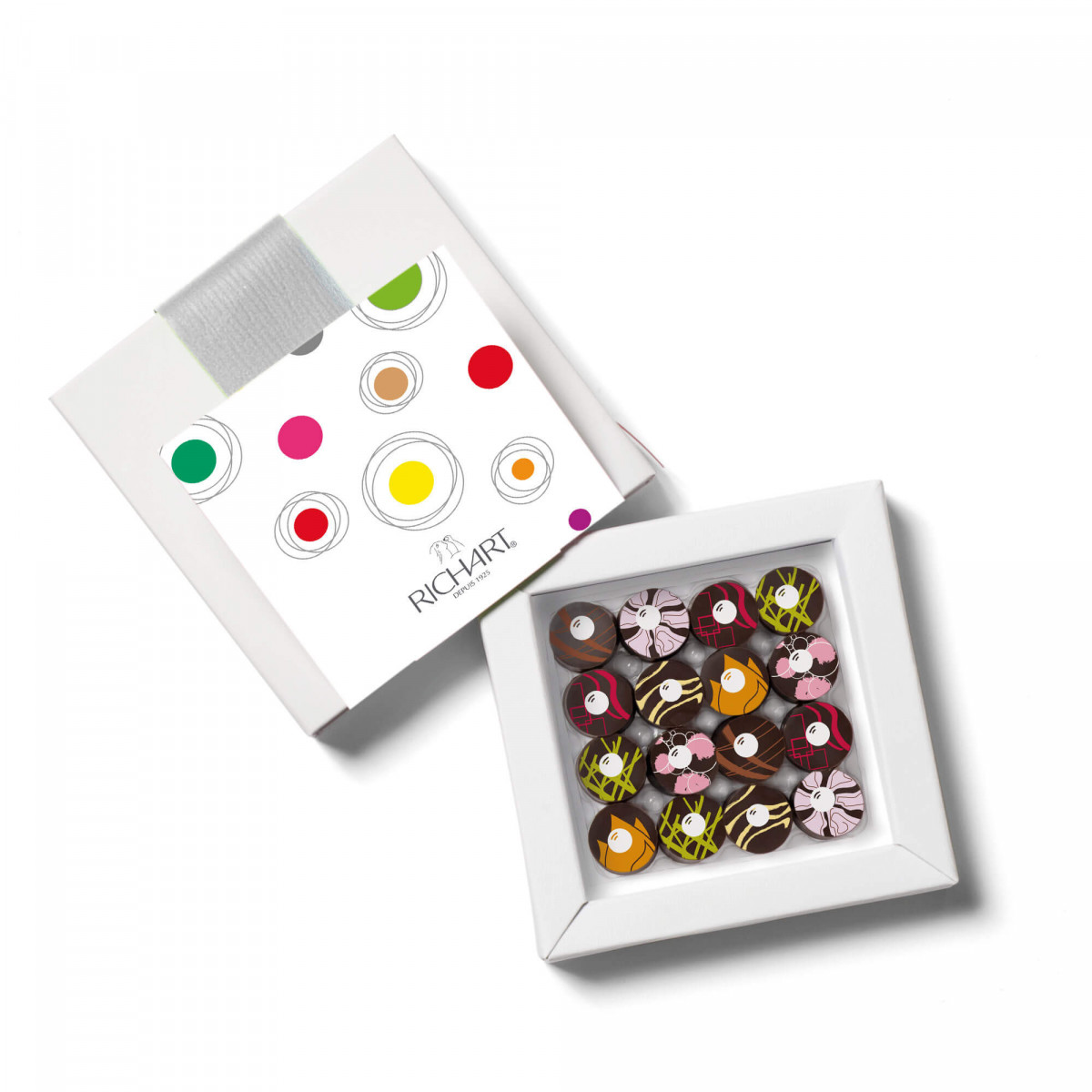 Infuze Box of 66 filled chocolates