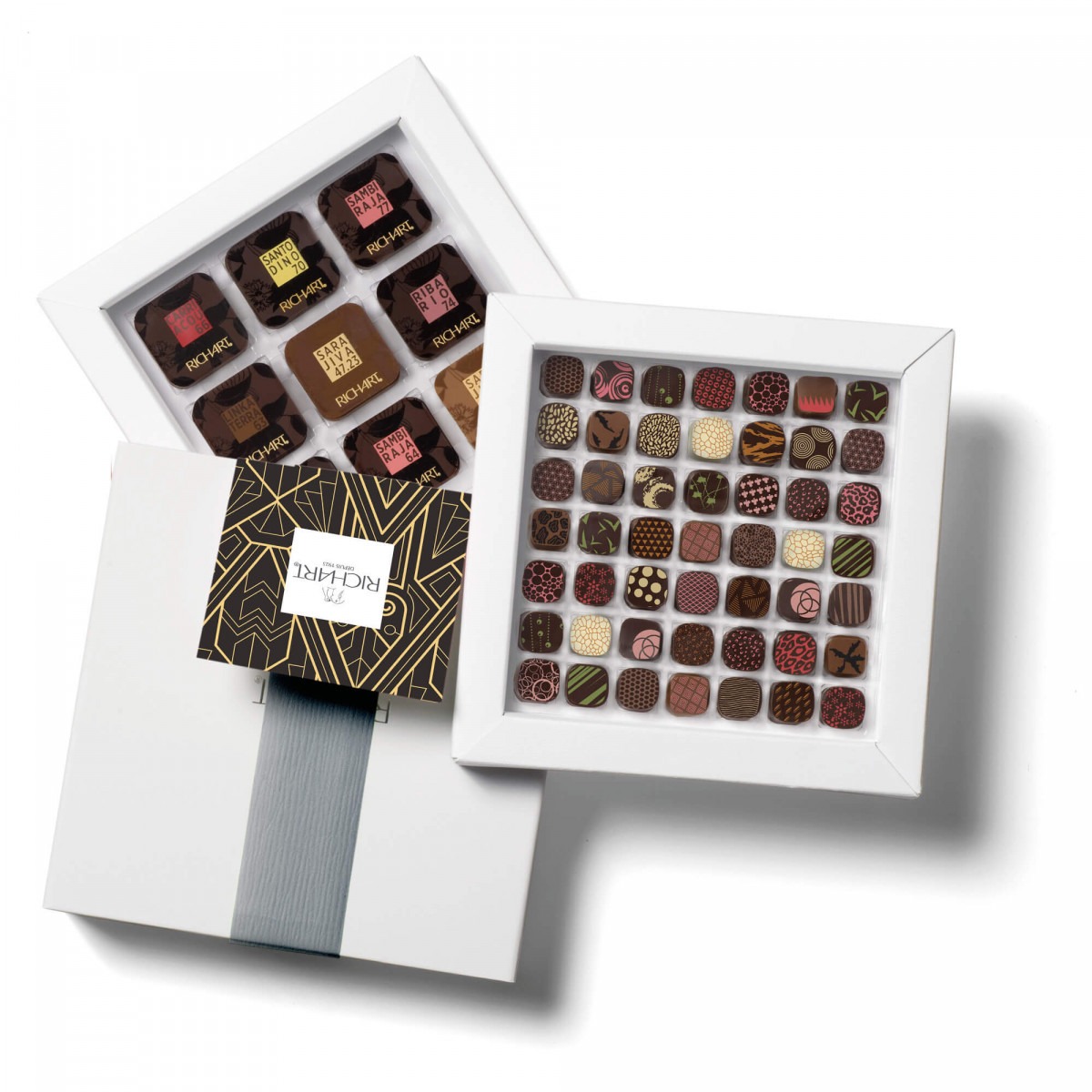 Initiation Box of 85 chocolates
